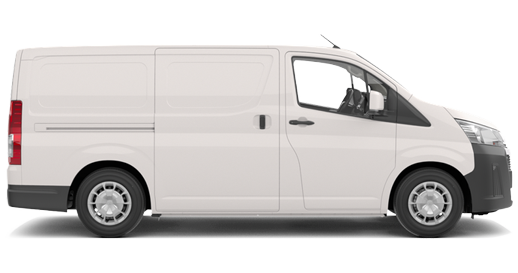 Affordable Short Term and Long Term Van Rental in SA